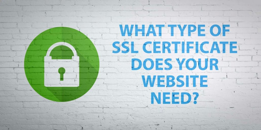 What Type Of Ssl Certificate Does Your Website Need Code Websites